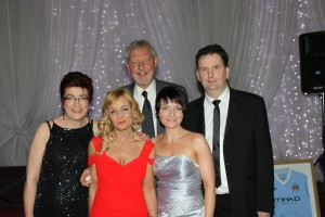 Butterfly ball 2014 in memory of Corrina Ritchie